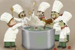 第300期:too many cooks in the kitchen